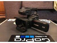 Canon XA30 Professional Camcorder w/ 128gb SD card