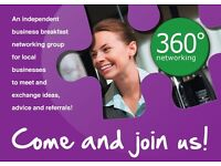 Small Businesses - Opportunity - Breakfast Networking Group for small businesses in Dereham area.