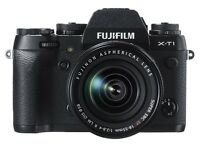 fujifilm x-t1 body only