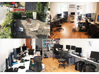 Large Office Space for up to 11 People in Shoreditch/Hoxton Area