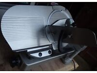 Berkel 800 industrial cooked meat or ham slicer stainless steel