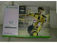 Xbox One S Fifa 17 Bundle Brand new and Sealed