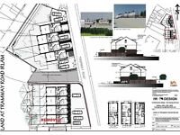 Approved Development Site - Land For Sale - Ideal For Business/House - Planning Permission Granted