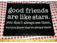 Friends & Stars