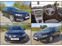 2011 Volkswagen Passat 2.0 TDI BlueMotion Tech 75k Full Service History New MOT HPI Clear