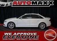 2012 Audi S4 3.0 Premium (S tronic) APPLY NOW DRIVE NOW!