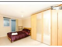 A Spacious 2 bedroom fully furnished flat to rent - can sleep upto 6, wifi available