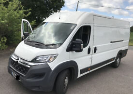 2015 Citroen Relay L4H2 panel van 2.2HDi 130BHP LWB low mileage ___excellent runner