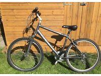 Ridgeback MXK Terrain Comfort Bike 18.5 inch frame - as new condition