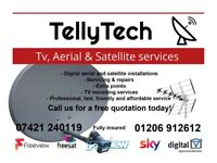 TV Aerial and satellite services
