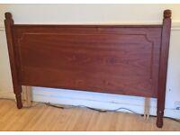 King Size Solid Wood Headboard 150 x 100