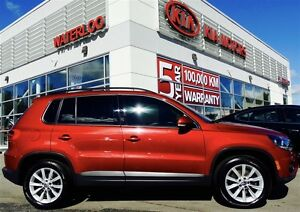 2012 Volkswagen Tiguan Comfortline 6sp at Tip Great Performance