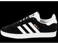 Adidas Gazelle Size 39 Black