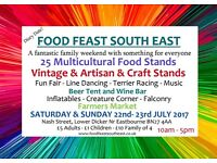 Food Feast South East Festival