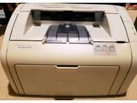 HP LaserJet 1018 A4 printer