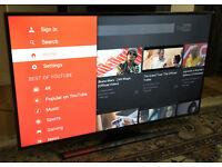 55in SAMSUNG 4K UHD SMART TV -FREEVIEW HD & FREESAT HD -VOICE/MOTION CTRL -WIFI- WARRANTY