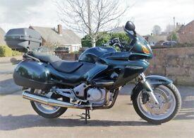 Honda Deauville Tourer Green 650cc