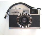 OLYMPUS 35 RC Camera With E.Zuiko 42mm f/2.8 Lens