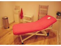 Well being treatment & therapy rooms available to rent in the heart of Wetherby, West Yorks.