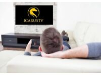 All 180 UK/US Live TV Channels, 1700 International, Free Movies and TV Shows, Sports, Pay-Per-Views