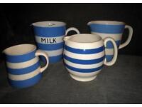 Old milk jugs £2 each