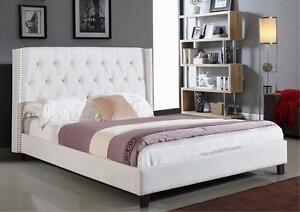 New ! Platform Bed - 3 colors available