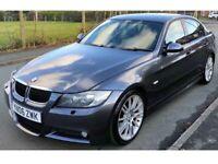 BMW, 3 SERIES, Saloon, 2006, Manual, 1995 (cc), 4 doors