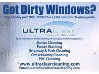 Window Cleaner - Belfast's no.1 Window Cleaning Service
