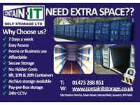 ContainIt Self Storage - Container Storage Solutions