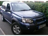 2006 LAND ROVER FREELANDER 2.0 TD4 ADVENTURE