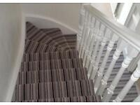 Carpet, laminate, vinyl and real wood fitter with plenty of experience