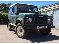 1993 Land Rover Defender 200 TDi