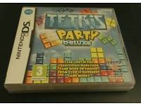 Tetris Party Deluxe Nintendo DS