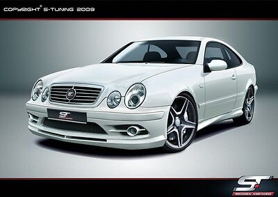 Mercedes CLK W208 Frontstoßstange Frontschürze