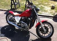 1985 Honda Shadow Bobber
