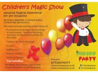 Childrens Entertainer / Kids Magician / Balloon Modelling / Games / Birthday Party