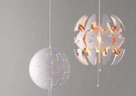 Ikea pa ceiling lamp