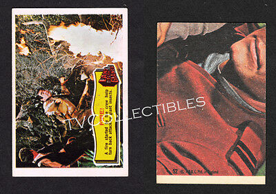 Trading Carte de visite~ TV's LAND OF THE GIANTS #52 ~A&BC ~1968 ~Kurt Kasznar~Don Matheson