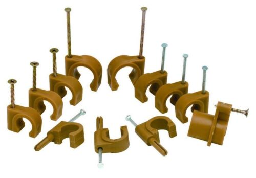 RMC SHARKBITE PEX CLIP METAL STUD 50Pieces *Australian Made- 16mm Or 20mm