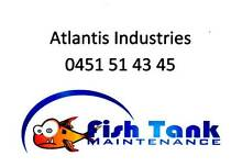 Atlantis Industries Aquarium and Fish Tank Maintenance Canning Vale Canning Area Preview