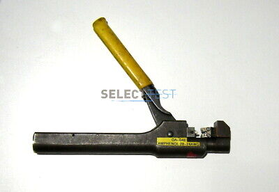 Amphenol-tuchel 0a-048 Crimper For Wire Gage 28-24 Awg