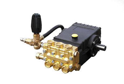 Pressure Washer Pump - Plumbed - Hp Hp4040 - 4 Gpm - 4000 Psi - Vrt3-310ez