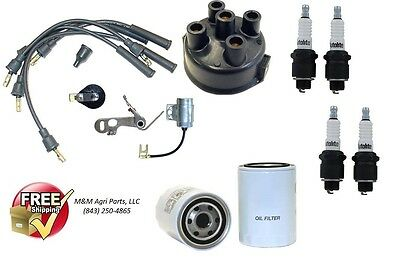 Complete Ignition Tune Up Kit Allis Chalmers D10 D12 D14 D15 D17 Tractor
