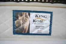 Kingkoil King mattress, with/without base (Can deliver) Brisbane City Brisbane North West Preview