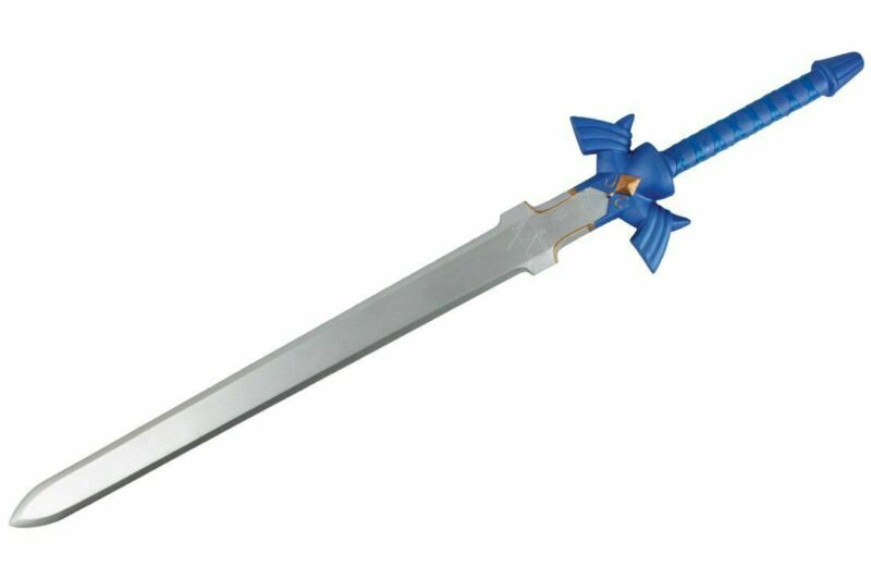 "43"" LARGE Legend of Zelda Hylian Hyrule Twilight Master Princess Link Foam Sword"