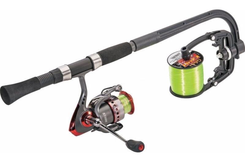 American Premiere Line Winding System Spinning Reel Fishing Line Winder Spooler