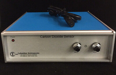 Columbus Instruments Carbon Dioxide Sensor - Model Edin Co2 Sensor