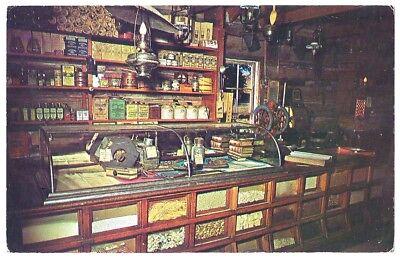 Cheap Cash Store Historic Nevada City Montana Vintage Postcard - Cheap Store
