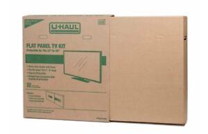 Moving Box - Flat Panel TV Kit