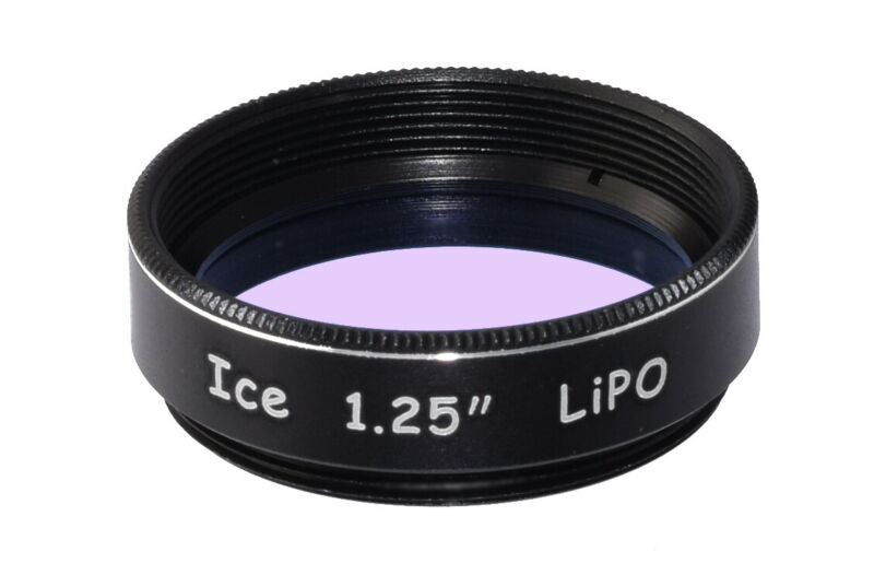 "ICE 1.25"" LiPo Filter for Telescope Light Pollution Reduction for Night Sky Star"